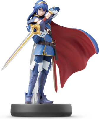 Lucina (Super Smash Bros. Series) Amiibo
