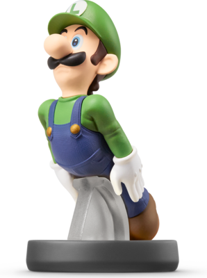 Luigi (Super Smash Bros. Series) Amiibo