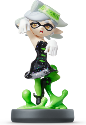 Marie (Splatoon Series) Amiibo (Japan)