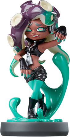 Marina (Splatoon Series) Amiibo (Japan)
