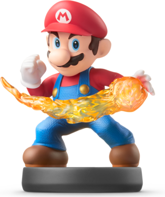 Mario (Super Smash Bros. Series) Amiibo