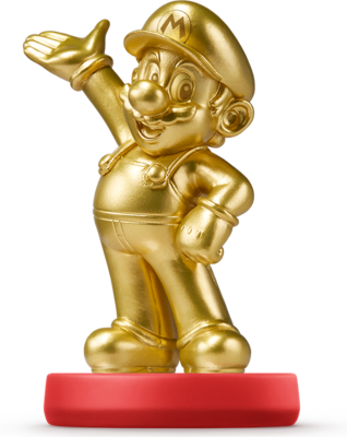 Mario™ - Gold Edition (Super Mario Series) Amiibo