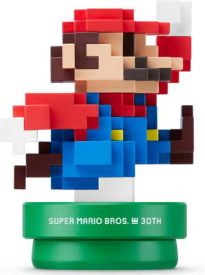 Mario - Modern Color (30th Anniversary Edition) (Mario Series) Amiibo