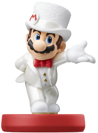 Mario™ Wedding Outfit (Super Mario Odyssey Series) Amiibo