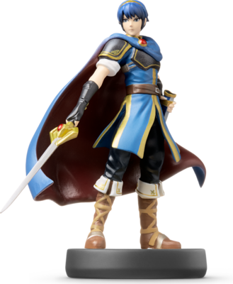 Marth (Super Smash Bros. Series) Amiibo