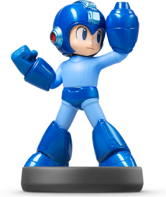 Mega Man (Super Smash Bros. Series) Amiibo