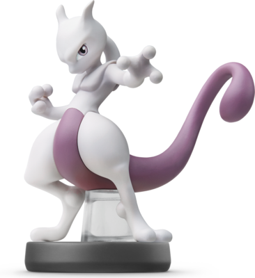 Mewtwo (Super Smash Bros. Series) Amiibo