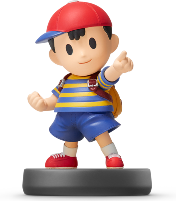 Ness (Super Smash Bros. Series) Amiibo