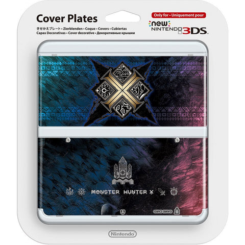 Nintendo New 3DS Cover Plate No.065 - Nintendo 3DS