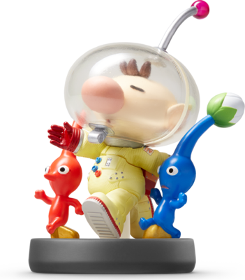 Olimar (Super Smash Bros. Series) Amiibo