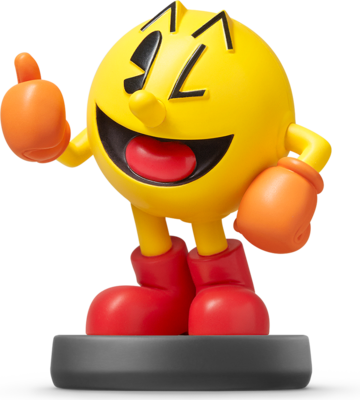 Pac-Man (Super Smash Bros. Series) Amiibo