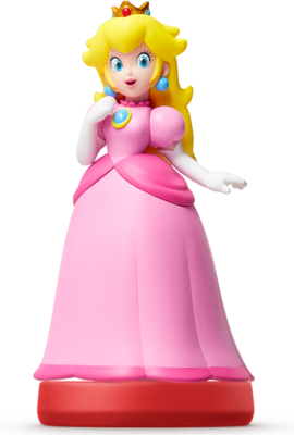 Peach™ (Super Mario Series) Amiibo