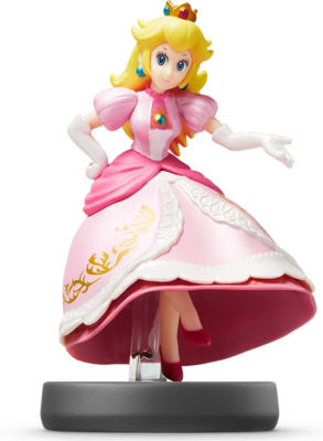 Peach (Super Smash Bros. Series) Amiibo