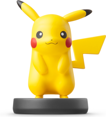 Pikachu (Super Smash Bros. Series) Amiibo