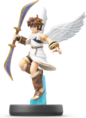 Pit (Super Smash Bros. Series) Amiibo