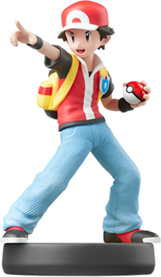 Pokémon Trainer (Super Smash Bros. Series) Amiibo