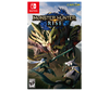 Monster Hunter Rise - Nintendo Switch Box Cover