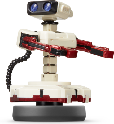 R.O.B. (Famicom) (Super Smash Bros. Series) Amiibo