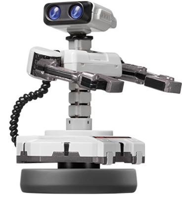 R.O.B. (NES) (Super Smash Bros. Series) Amiibo