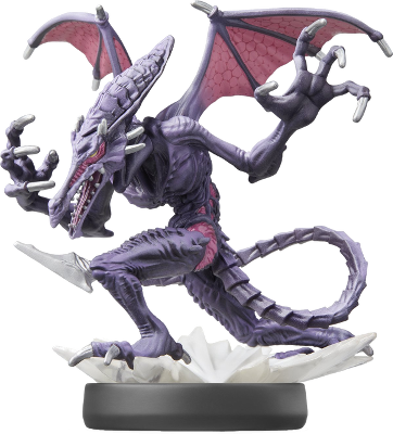 Ridley (Super Smash Bros. Series) Amiibo