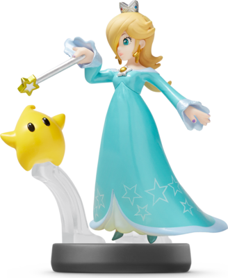 Rosalina & Luma (Super Smash Bros. Series) Amiibo