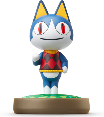 Rover (Animal Crossing series) Amiibo