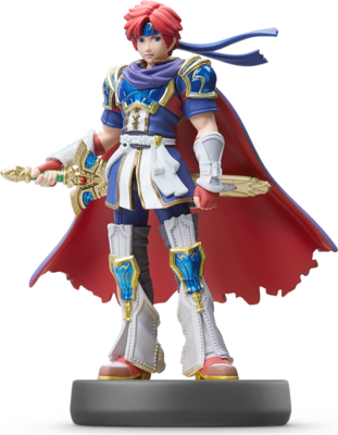 Roy (Super Smash Bros. Series) Amiibo