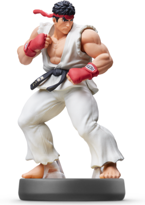 Ryu (Super Smash Bros. Series) Amiibo