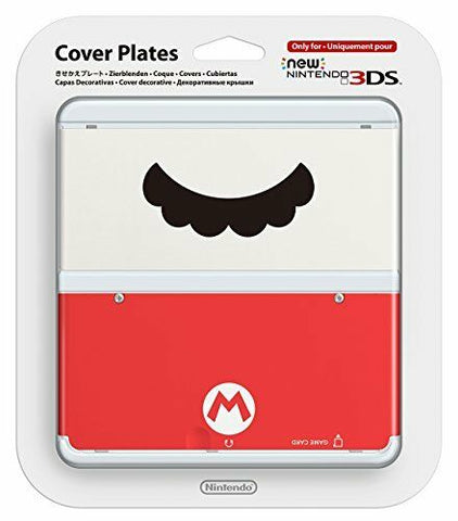 Nintendo New 3DS Cover Plate No.047 - Nintendo 3DS