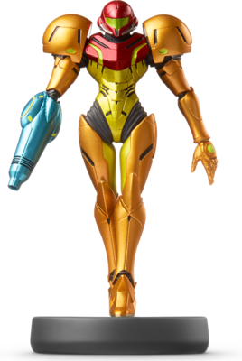 Samus (Super Smash Bros. Series) Amiibo