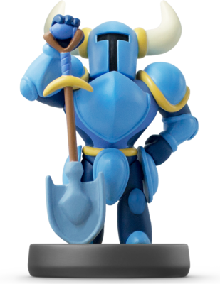 Shovel Knight (Shovel Knight Series) Amiibo