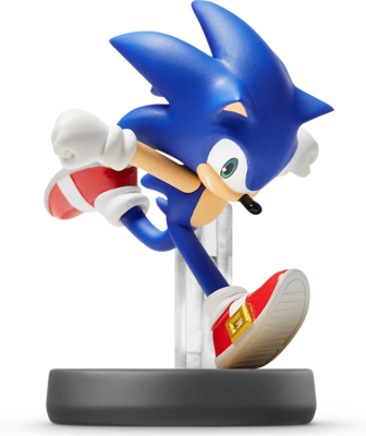 Sonic (Super Smash Bros. Series) Amiibo