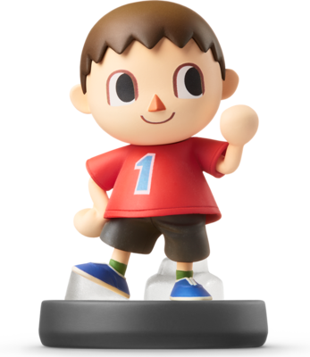 Villager (Super Smash Bros. Series) Amiibo