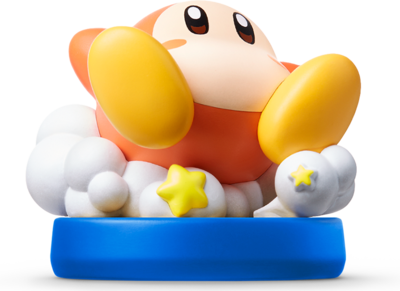Waddle Dee (Kirby Series) Amiibo