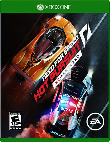 Need for Speed Hot Pursuit Remastered - Xbox One Generic Box Art