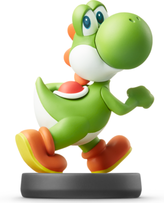Yoshi (Super Smash Bros. Series) Amiibo
