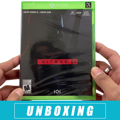 Hitman 3 - Unboxed - Xbox One/XSX