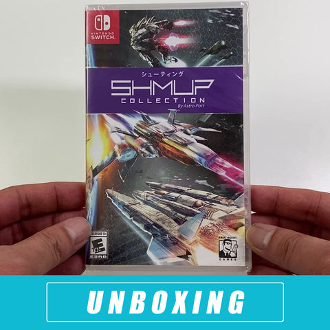 SHMUP Collection Unboxed - Nintendo Switch