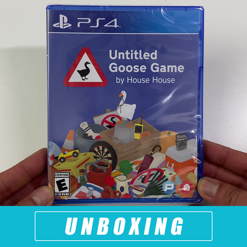 Untitled Goose Game Unboxed - PlayStation 4