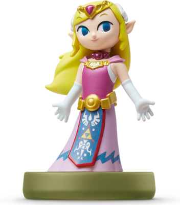 Zelda - The Wind Waker (The Legend of Zelda Series) Amiibo