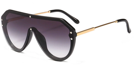 BLACK FLY AVIATORS - Shop Yasmine Bianca