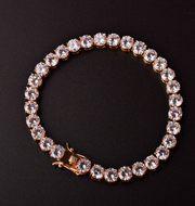 3mm Tennis Bracelet - Shop Yasmine Bianca