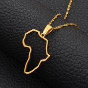 AFRICA NECKLACE - Shop Yasmine Bianca