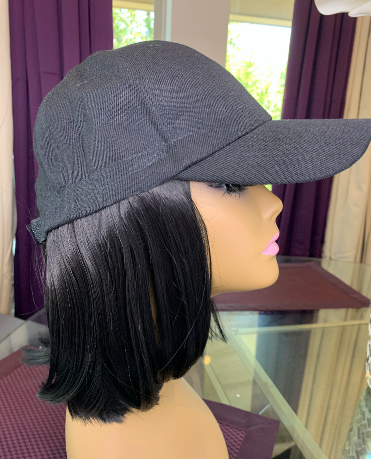 THROW & GO BOB WIG