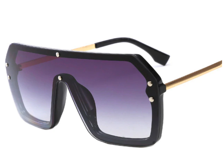 Black Aviators - Shop Yasmine Bianca