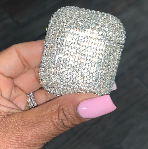 BLING ME AIRPOD CASE 1ST GEN - Shop Yasmine Bianca