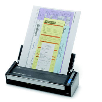 Fujitsu ScanSnap S1300i A4 Mobile Document Scanner