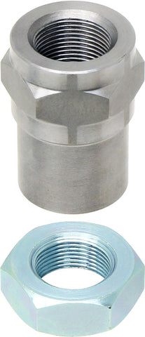 "7/8""-18 THREADED BUNG WITH JAM NUT - RH THREAD"