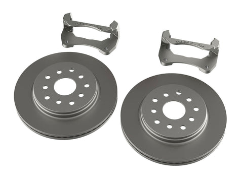 Teraflex JK/JKU Front Performance Big Rotor Kit TER4303480