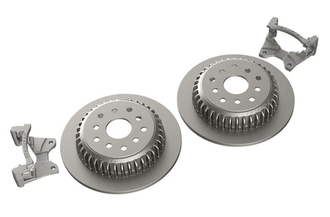 JK / JKU Rear Performance Big Rotor Kit - TER4304450